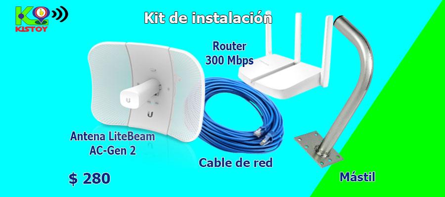 kit de instalacion kistoy2
